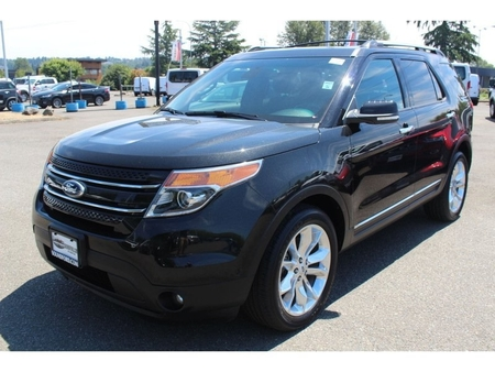 2015 ford explorer limited for sale in renton washington
