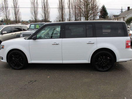 2016 ford flex limited for sale in renton washington