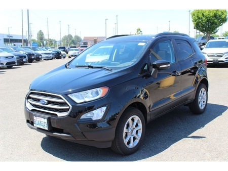 used ford ecosport se for sale in renton washington