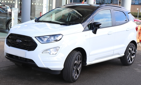used 2018 ford ecosport se for sale in seattle washington