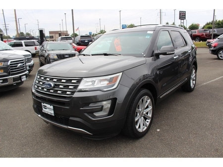 2016 ford explorer limited for sale in renton washington