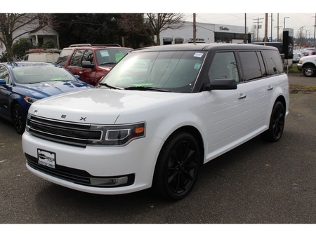 2016 ford flex limited for sale in seattle washington