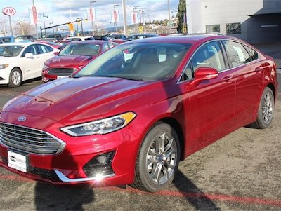 2019 ford fusion for sale seattle tacoma bellevue washington