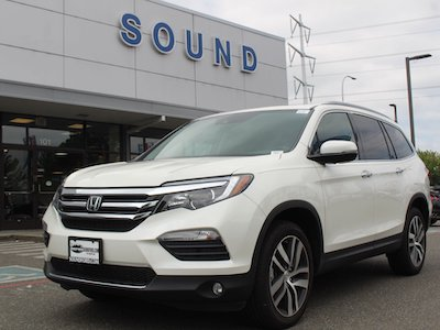 used honda pilot best deal seattle tacoma renton wa