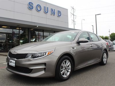 best price on a used kia optima in seattle tacoma renton washington