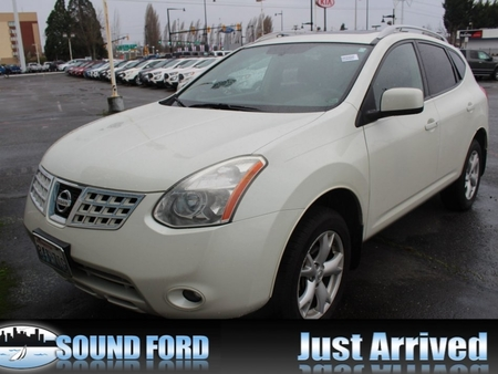 2009 nissan rogue sl for sale in renton wahsington