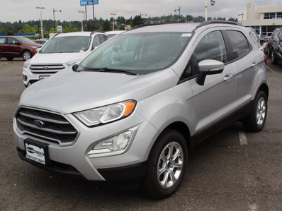 2018 ford ecosport for sale in bellevue seattle wa