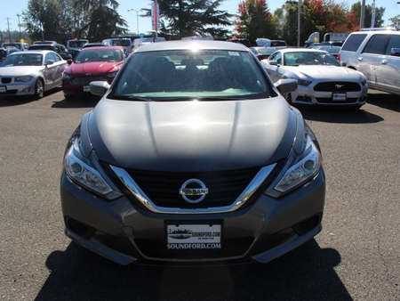 2017 nissan altima 2.5 s for sale in renton washington