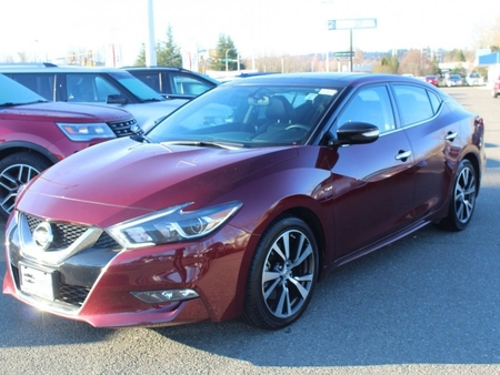 2017 nissan maxima sl for sale in renton washington