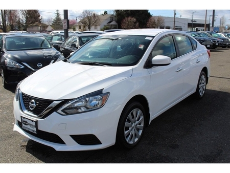 2017 nissan sentra s for sale in renton washington