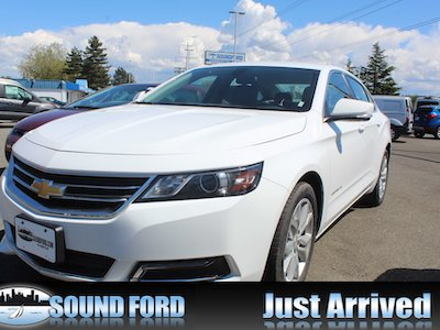 used chevy impala renton washington