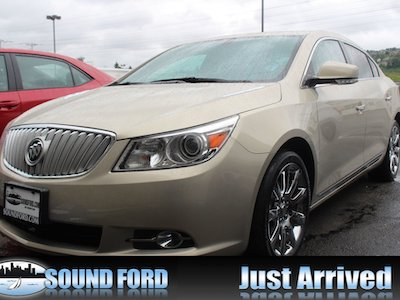 used buick lacrosse for sale in seattle bellevue renton wa