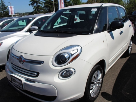 2014 fiat 500l pop for sale in renton washington