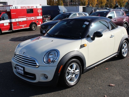 2012 mini cooper coupe for sale in renton washington