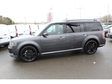 used 2018 ford flex limited for sale in renton washington