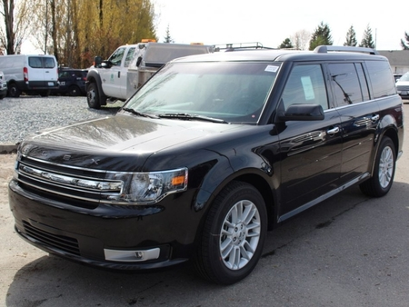 new 2018 ford flex sel for sale in renton washington