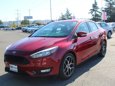 2017 ford focus se for sale in renton washington