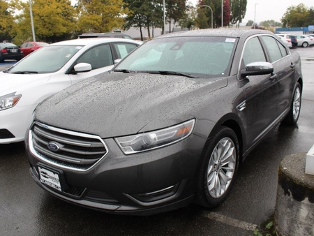 2017 ford taurus limited for sale in renton washington