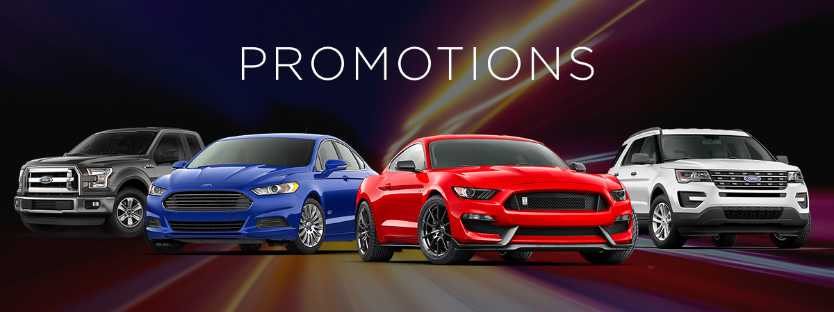 Promotions at Sound Ford