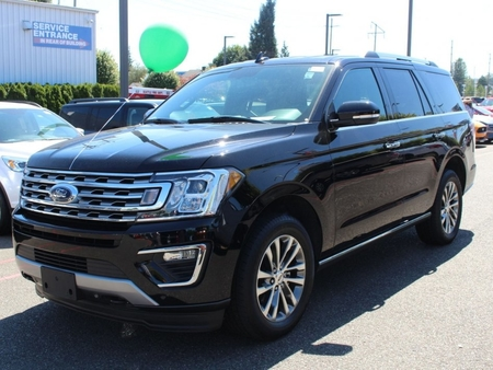 used 2018 ford expedition limited for sale in renton washington