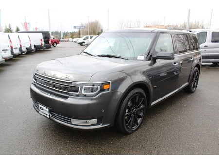 used 2018 ford flex limited ecoboost for sale in renton washington