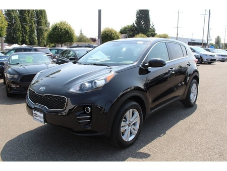 used 2018 kia sportage lx for sale in renton washington