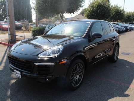 2017 porsche cayenne for sale in renton washington