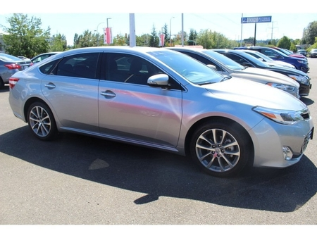 2015 toyota avalon xle for sale in renton washington