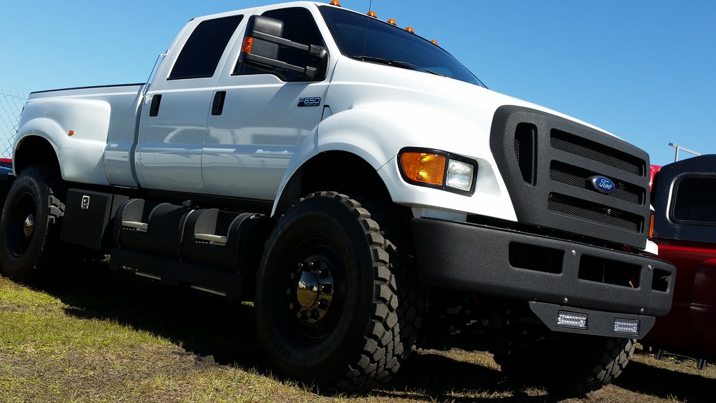 ford f-650 truck seattle washington