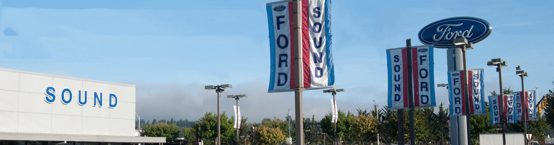 New & Used Ford Turcks and Cars, Renton and surrounding area