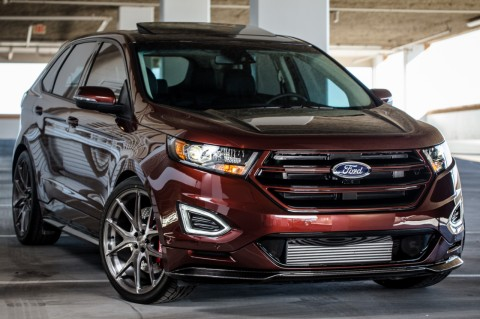 Great deals on a used Ford Edge at Sound Ford Renton Seattle