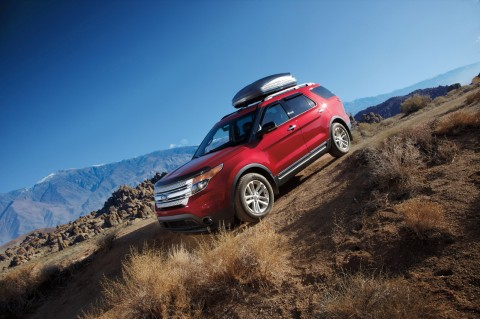 Great deals on a used Ford Explorer at Sound Ford Renton Seattle