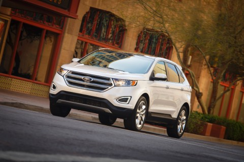 Great deals on a used Ford Edge at Sound Ford Seattle
