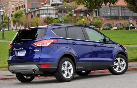 Great deals on a used Ford Escape at Sound Ford Seattle