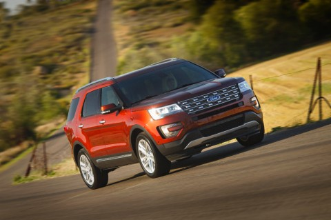 Great deals on a used Ford Explorer at Sound Ford Seattle