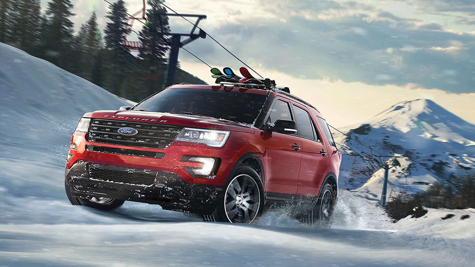 Great deals on used Ford Explorers at Sound Ford Renton