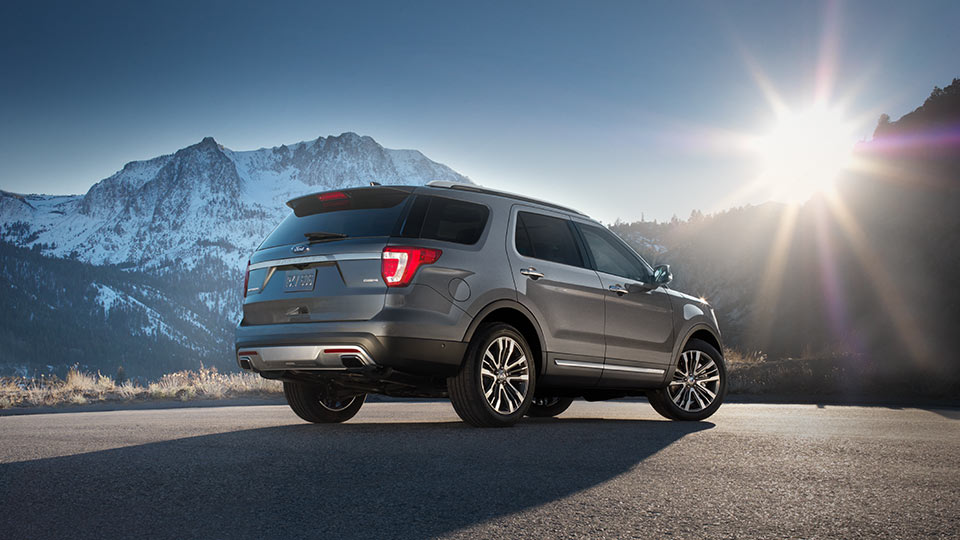 Great deals on a used Ford Explorer at Sound Ford Renton