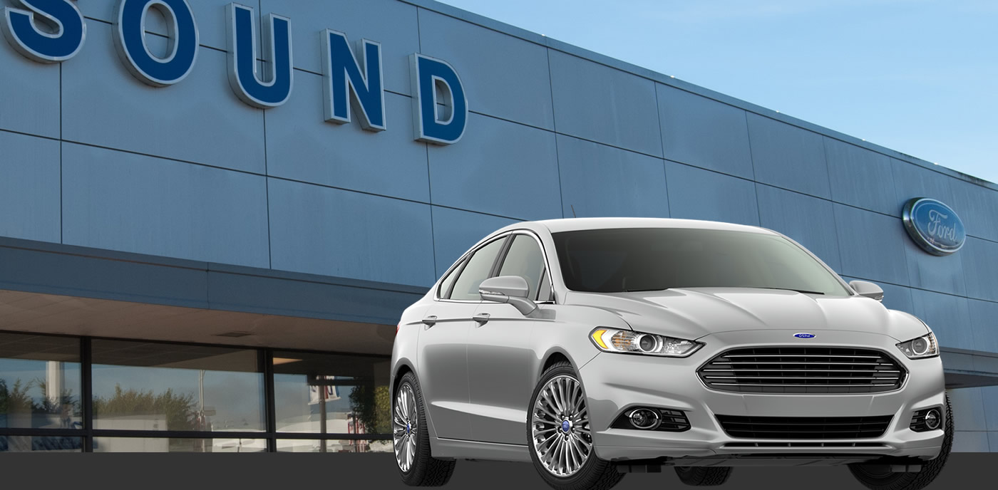 used ford fusion Seattle