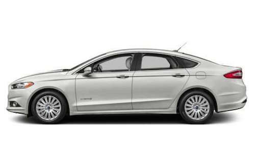best deals on pre-owned ford fusion sedans seattle washington area