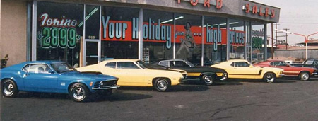 Sound Ford 1970s