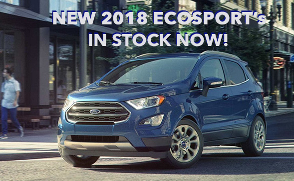 2018 ford ecosport for sale seattle washington