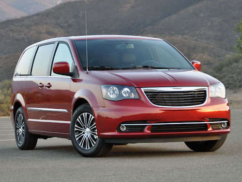 great deal on used town and country seattle washington area